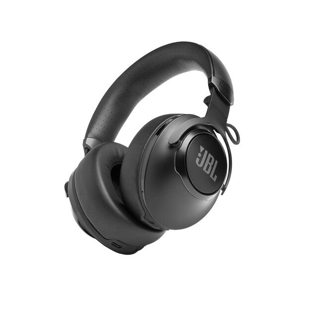 Club 950NC ANC Bluetooth 5.0 Kopfhörer Over-Ear Headset + Adaptive Noise Cancelling (JBLCLUB950NCBLK) - Schwarz