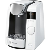 Tassimo T45 Joy Kapselsystem Clear White