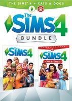 The Sims 4 - Cats & Dogs Bundle [PS4]