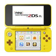 New 2DS XL - Pikachu Edition