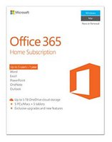 Microsoft Office 365 Famille 2016 PC/Mac (F) Physisch (Box)