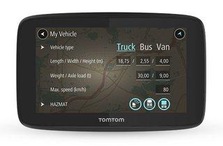 Navigationsgerät GO Professional 520 WiFi