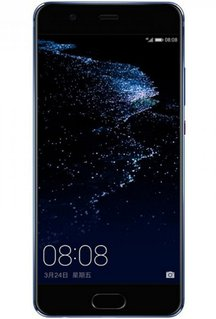 P10 Plus, Dazzling Blue, 128GB, Nano SIM (Single), IPS, 5.5