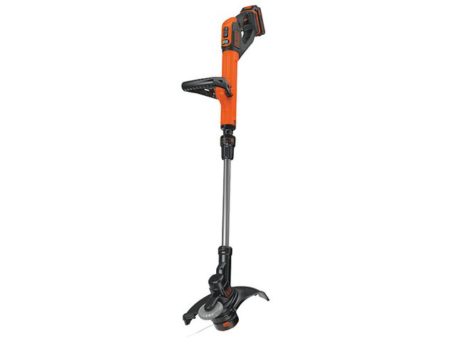 Black + Decker STC1820PC - Akku-Rasentrimmer