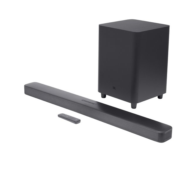 Bar 5.1 Surround - Soundbar (Schwarz)