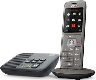 Schnurlostelefon CL660A, schnurlos, mit integriertem Anrufbeantworter