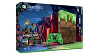 XBOX ONE S Console 1 TB - Minecraft [Limited Edition] Bundle [XONE]