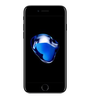iPhone 7, Diamantschwarz, 128 GB, 4.7