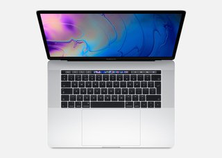 "MacBook Pro (2019) mit Touch Bar - Notebook (15.4 "", 256 GB Ssd, Silver)"