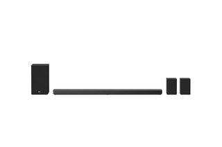 DSN11RG Soundbar + Subwoofer + Surround (770 W, Schwarz)