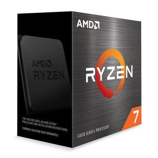 CPU Ryzen 7 5800X 3.8 GHz, Prozessorfamilie: AMD Ryzen, Anzahl Prozessorkerne: 8, Arbeitsspeicher Geschwindigkeit: 3200 MHz, Taktfrequenz: 3.8