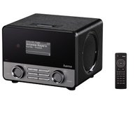 IR110MS Internetradio (Spotify, WLAN, USB, Multiroom, 30 Favoritenplätze, Wifi-Streaming, beleuchtetes 2.6