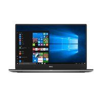 Dell XPS 15 9560 39,6 cm (15,6 Zoll FHD) Laptop(Intel Core i7-7700HQ, 512GB SSD, NVIDIA GeForce GTX 1050 with 4GB GDDR5, Win 10 Home 64bit German) silber