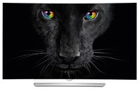 55EG9209 139 cm (55 Zoll) Curved OLED Fernseher (Ultra HD, Triple Tuner, 3D, Smart-TV)