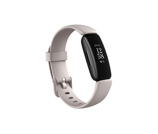 Fitbit Inspire 2 Lunar White/Black Fitness Tracker