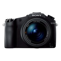 Cyber-Shot DSC-RX10 II, schwarz, CMOS, 20.2 MP, 8.3x opt. Zoom (24-200mm) F2.8, 3.0