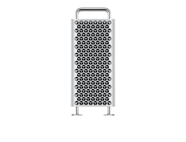 CTO Mac Pro - Desktop PC (Intel® Xeon® W, 256 GB SSD, Silver)