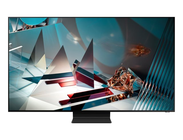 "QE75Q800T Smart TV (75"", QLED, Ultra HD 8K)"