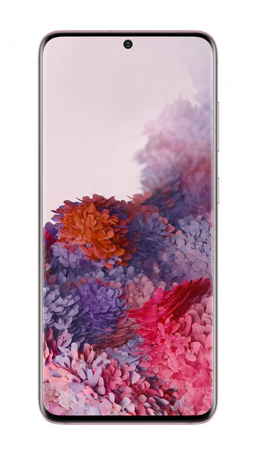 Galaxy S20 Dual SIM G980F 128GB Cloud Pink