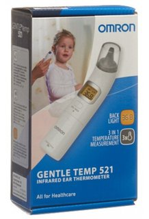 Ohrthermometer Gentle Temp 521