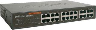 DGS-1024D - Switch, 24-Port, Gigabit Ethernet