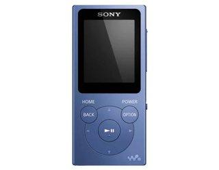 MP3 Player Walkman NW-E394L Blau