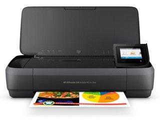 Mobiler Drucker OfficeJet 250 Mobile All-in-One