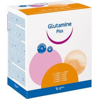Glutamine plus orange