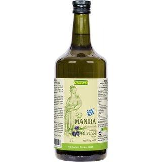 Olivenöl Manira nativ extra 1 lt