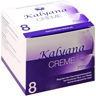 Creme Nr 8 mit Natrium Chloratum, 250 ml