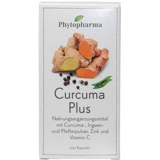 Curcuma plus Kapseln