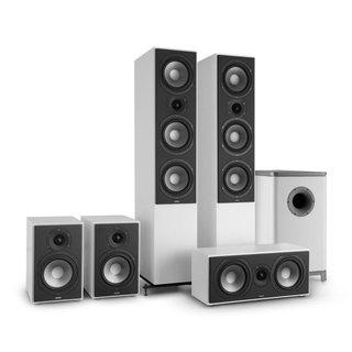 Reference 851 5.1-Soundsystem weiß