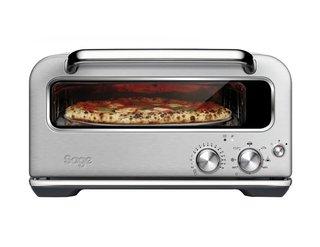 the Smart Oven™ Pizzaiolo Pizzaofen edelstahl